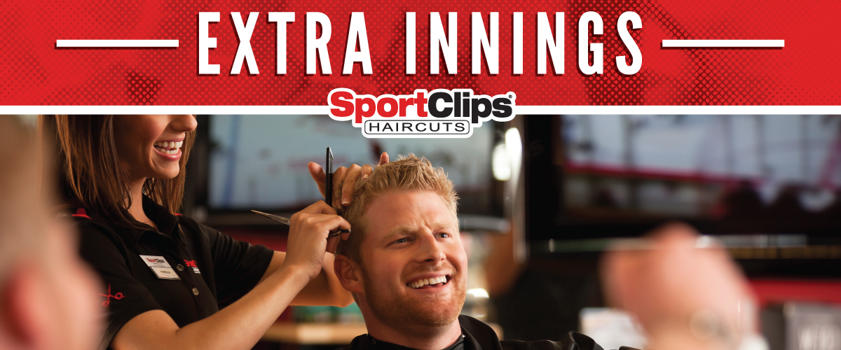 The Sport Clips Haircuts of Tomball - Kuykendahl Drive  Extra Innings Offerings